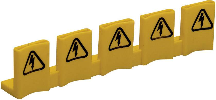 Ochranná víčka proti nebezpečnému dotyku ABB