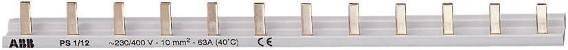 Propojovací lišta PS1/12 jednofázová ABB