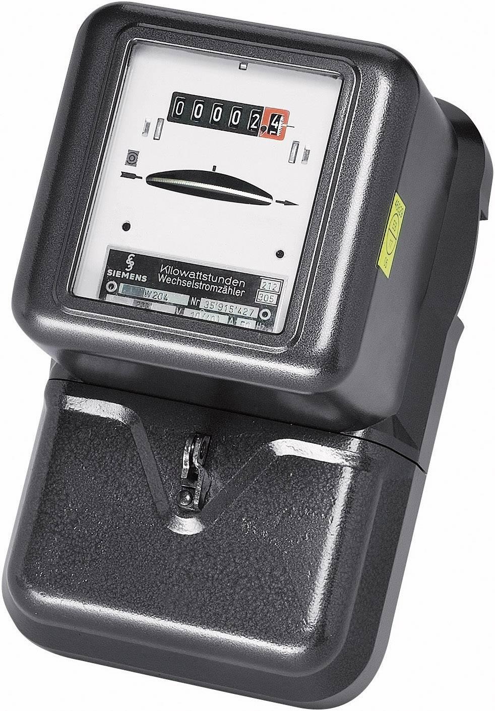 Striedavý/trojfázový elektromer