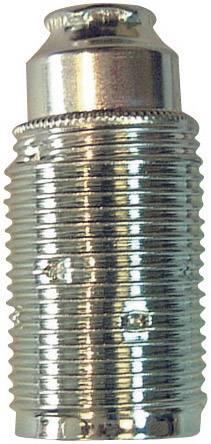 Objímka žiarovky E14 0497, 230 V, 500 W, mosadz
