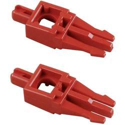 Příslušenství LSA lišty konstrukční řady 2 LSA lišty 2/10 46154.1 EFB Elektronik 46154.1, červená, 1 ks