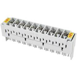 Příslušenství LSA lišty konstrukční řady 2 3 svodič elektrod 8 x 13 46141.1 EFB Elektronik 46141.1, 1 ks