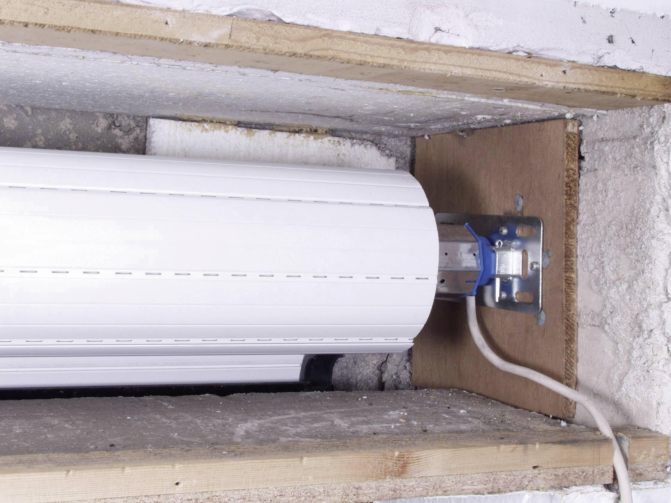 Trubkový motor bez rozpoznania prekážky WR Rademacher RM 4-646324, 22 Nm, max. 50 kg