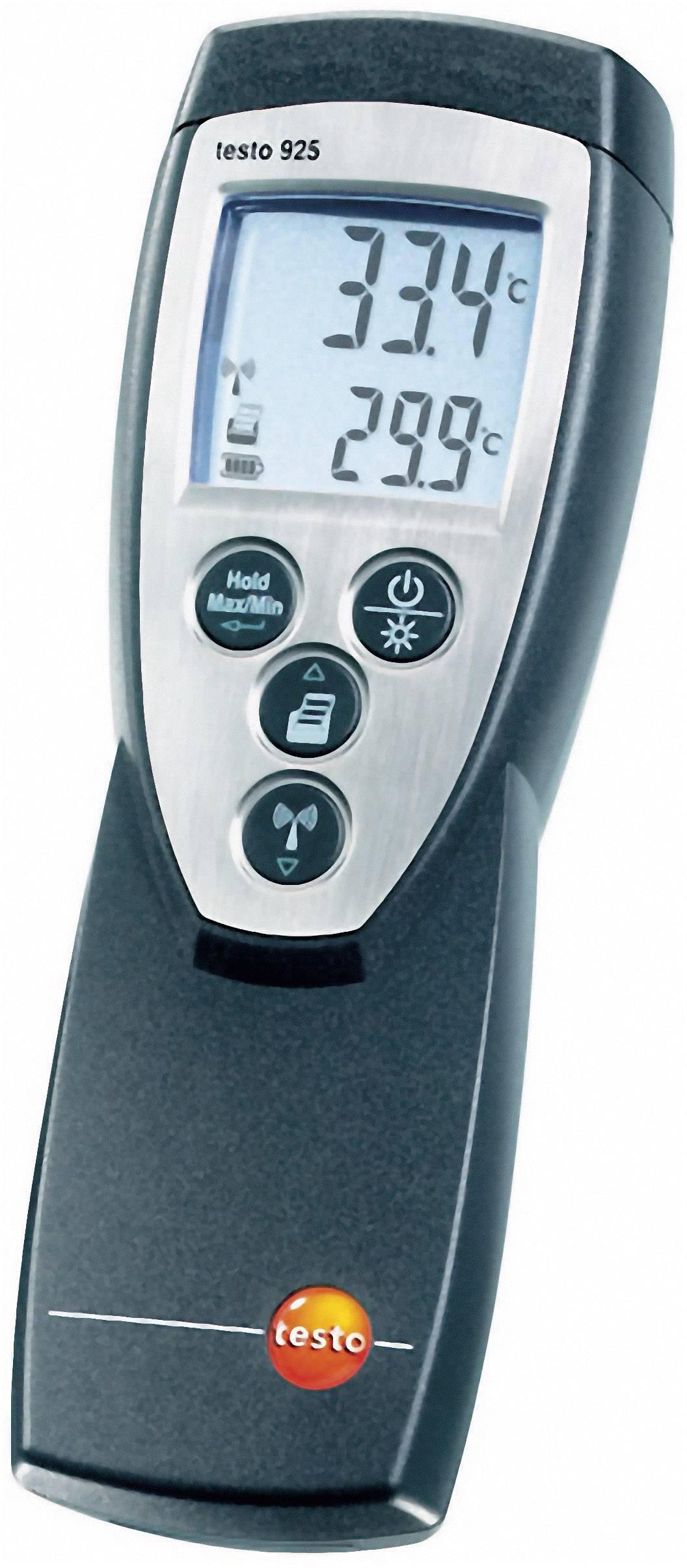 Teplomer testo 925, -50 až +500 °C, akčná sada