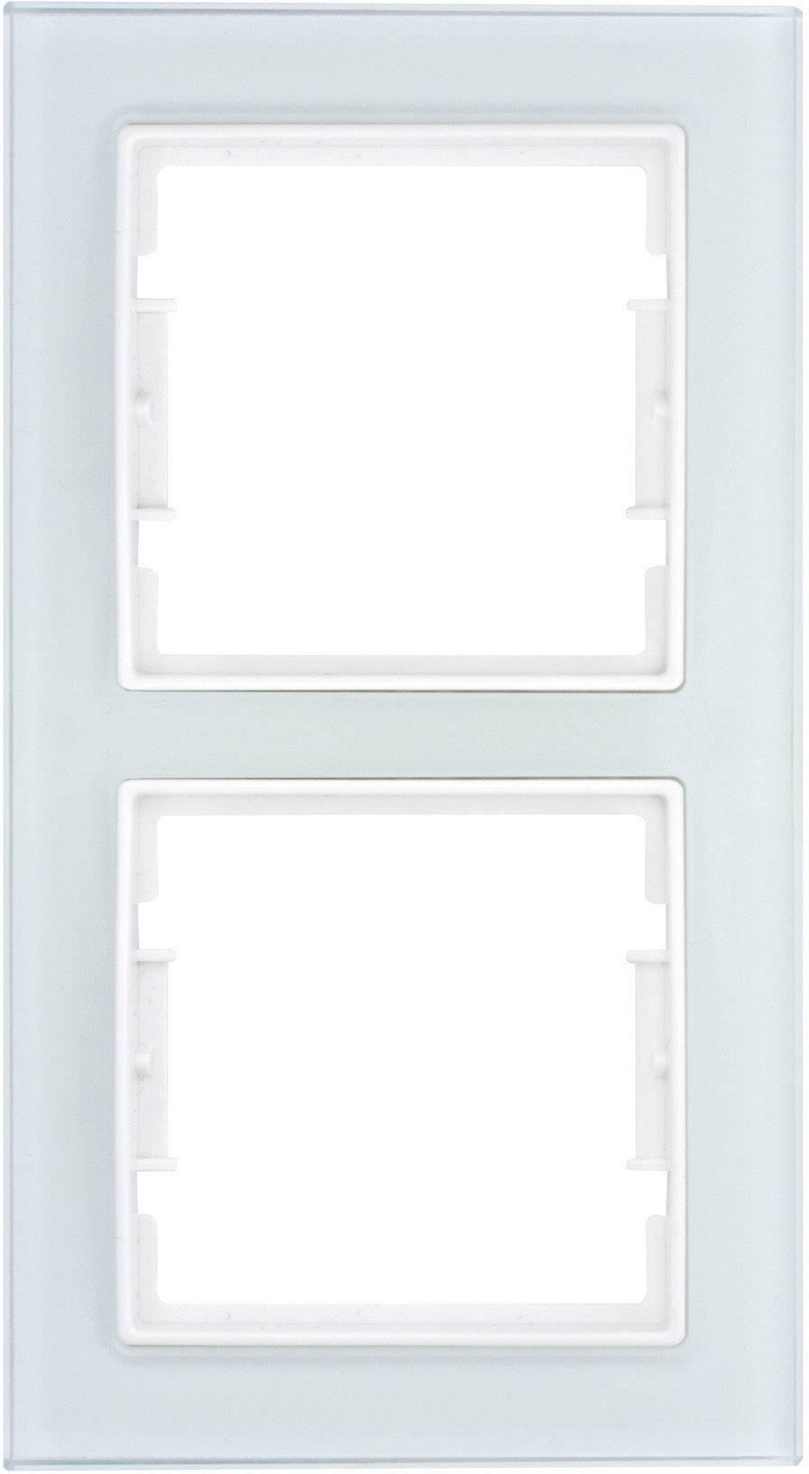 Peramax 2násobný rámček zásuvku/vypínač Peramax 2170-811-1201