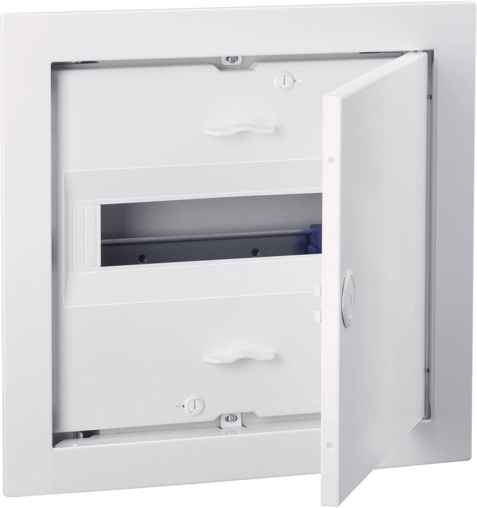 1řadá rozvodná skříň Striebel & John pod omítku, 12 modulů, IP30, UK512N2