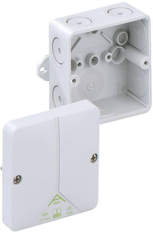Propojovací krabice Spelsberg 8039070, IP65, 2,5 mm2, šedá