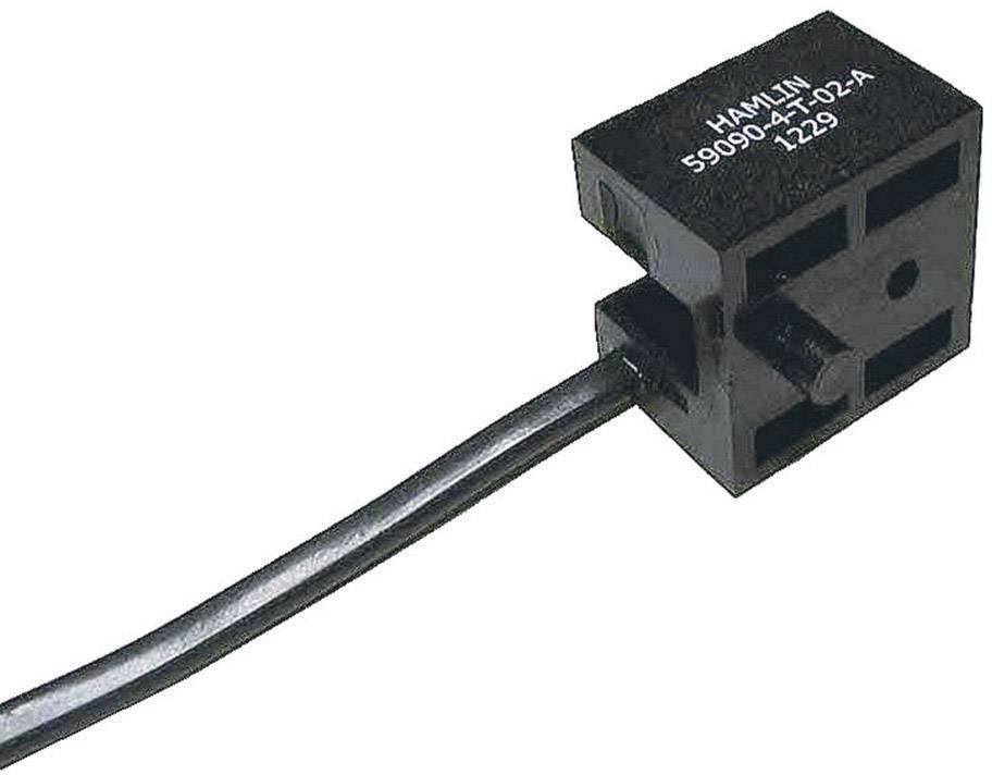 Plochý ohebný kabel Hamlin 59090-4-T-02-A, (d x š x v) 32,50 x 32,25 x 29 mm