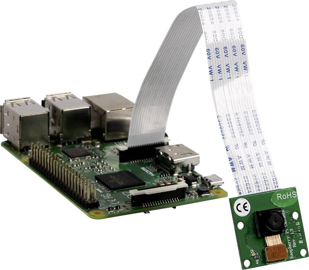 HD fotoaparát/kamera pro Raspberry PI, model A/B