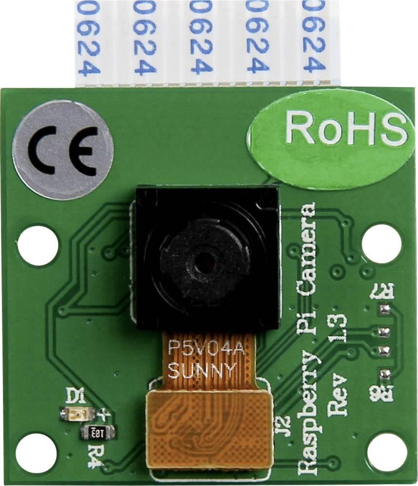 HD fotoaparát/kamera pre Raspberry PI, model A/B