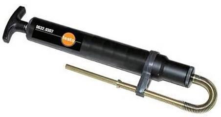 Sazové čerpadlo testo 0554 0307 vhodné pro přístroje testo 320, testo 330