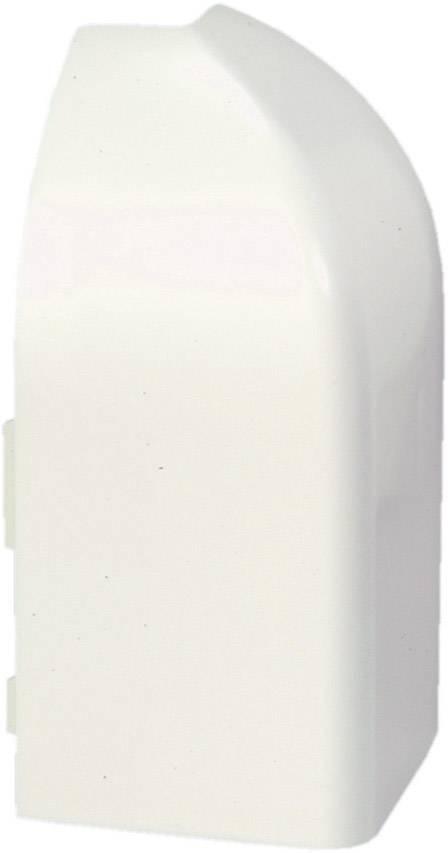 Vnější roh pro kabelové lišty, bílý (75082)