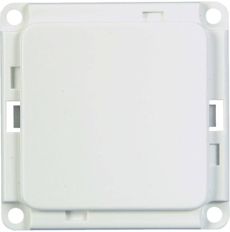 Záslepka pro zásuvkový díl, bílá (72685)