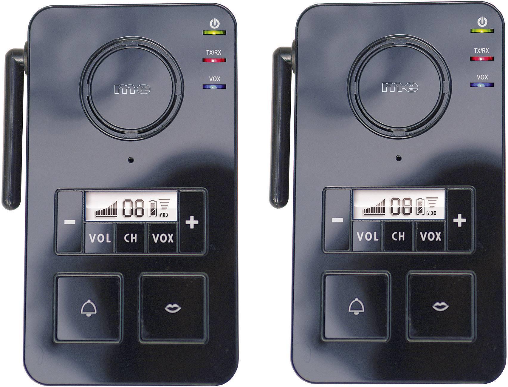 Bezdrôtové komunikačné zariadenie M-e GmbH FS 2.1, čierne