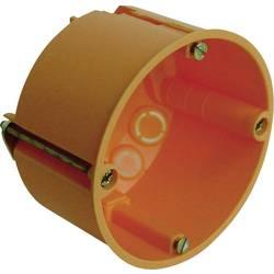 Krabice pro spínač, oranžová, 346700004