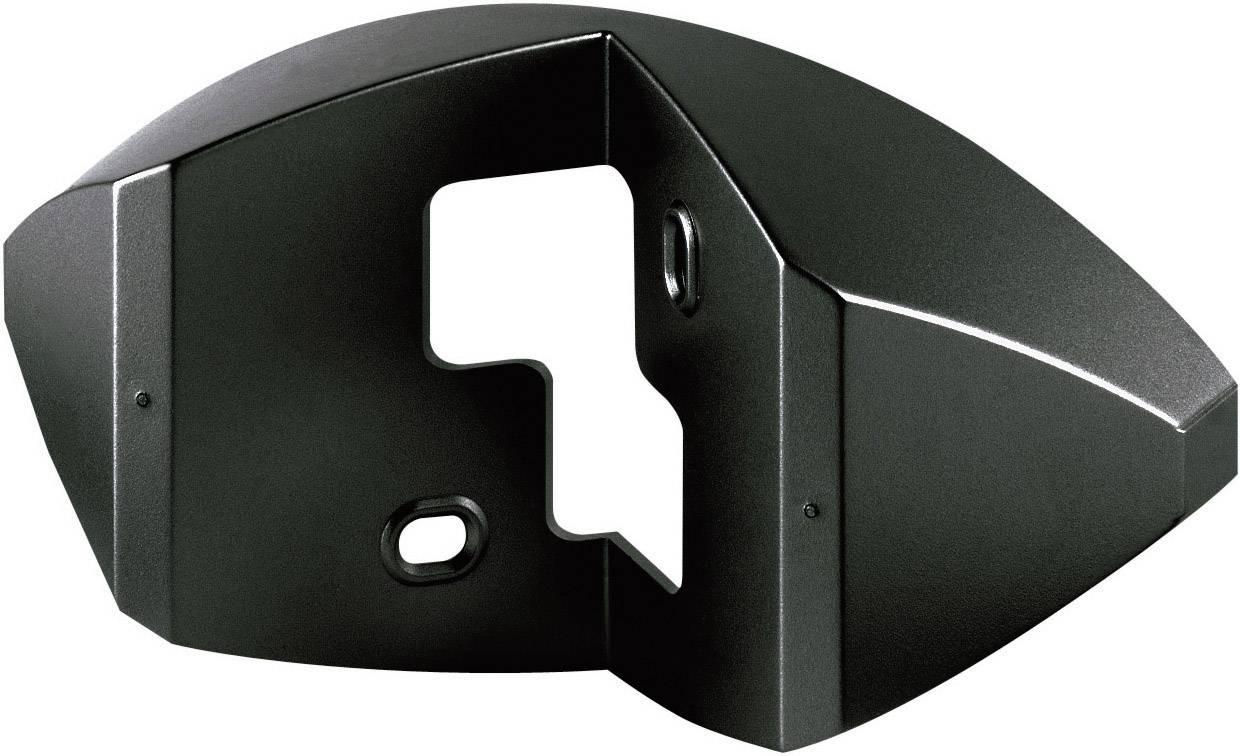 Rohový nástenný držiak na senzor pohybu GEV 018495, čierna