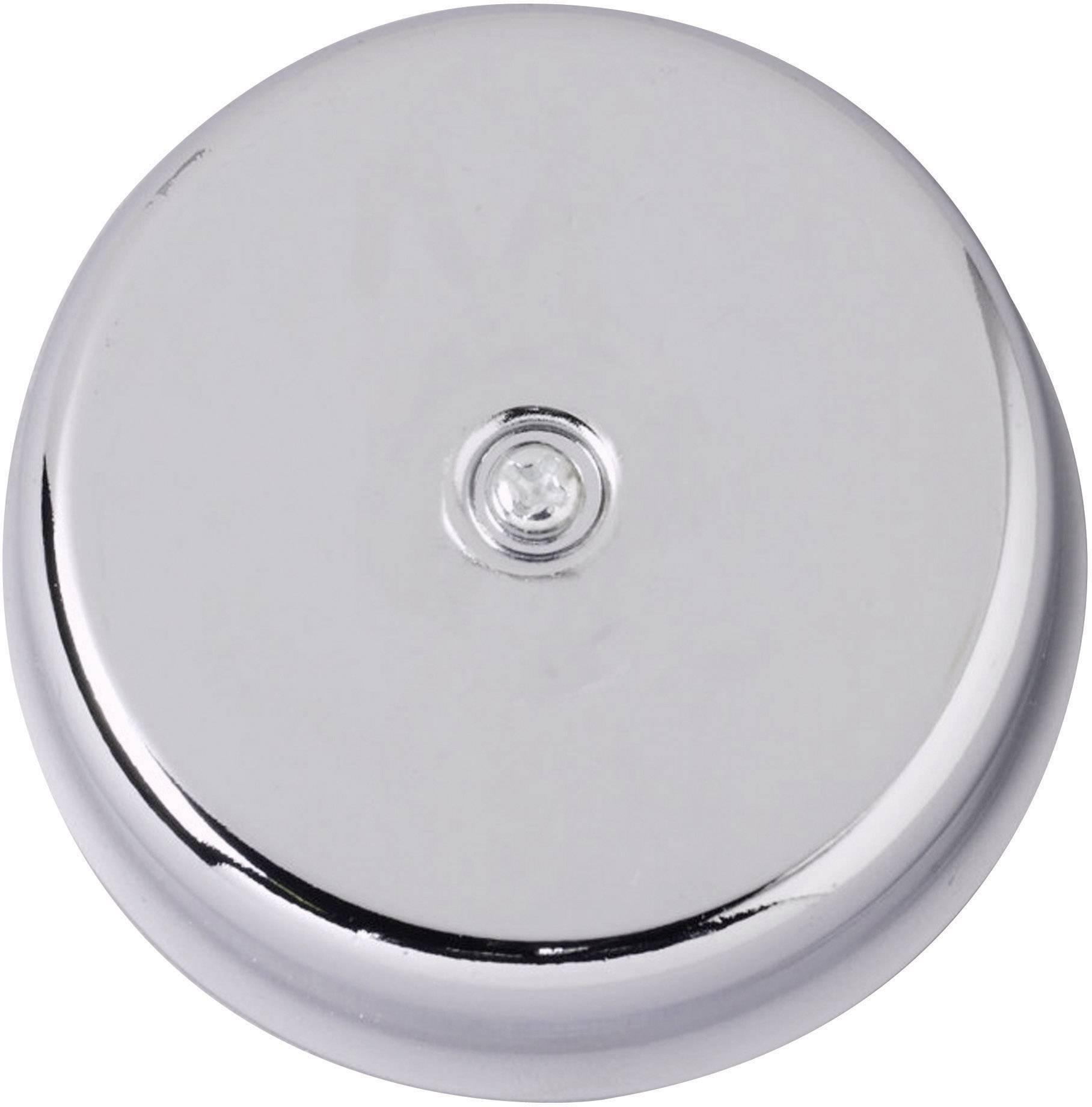 Zvonček Heidemann 70036 70036, 8 V (max), 82 dB (A), chróm
