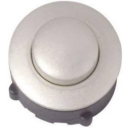 Zvonkové tlačítko Heidemann, 70094, max. 24 V/1 A, nikl