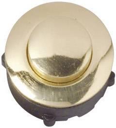 Zvonkové tlačítko Heidemann, 70095, max. 24 V/1 A, zlatá