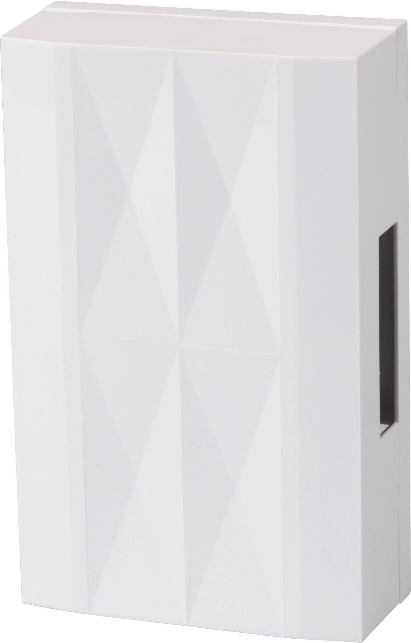 Gong Heidemann Icaro 70215, 2tónový/3tónový, 8 V, 85 dBA, bílá