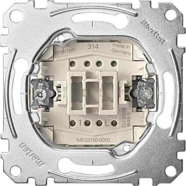Vypínač 1pólový Merten do krabičky (MEG3150-0000)