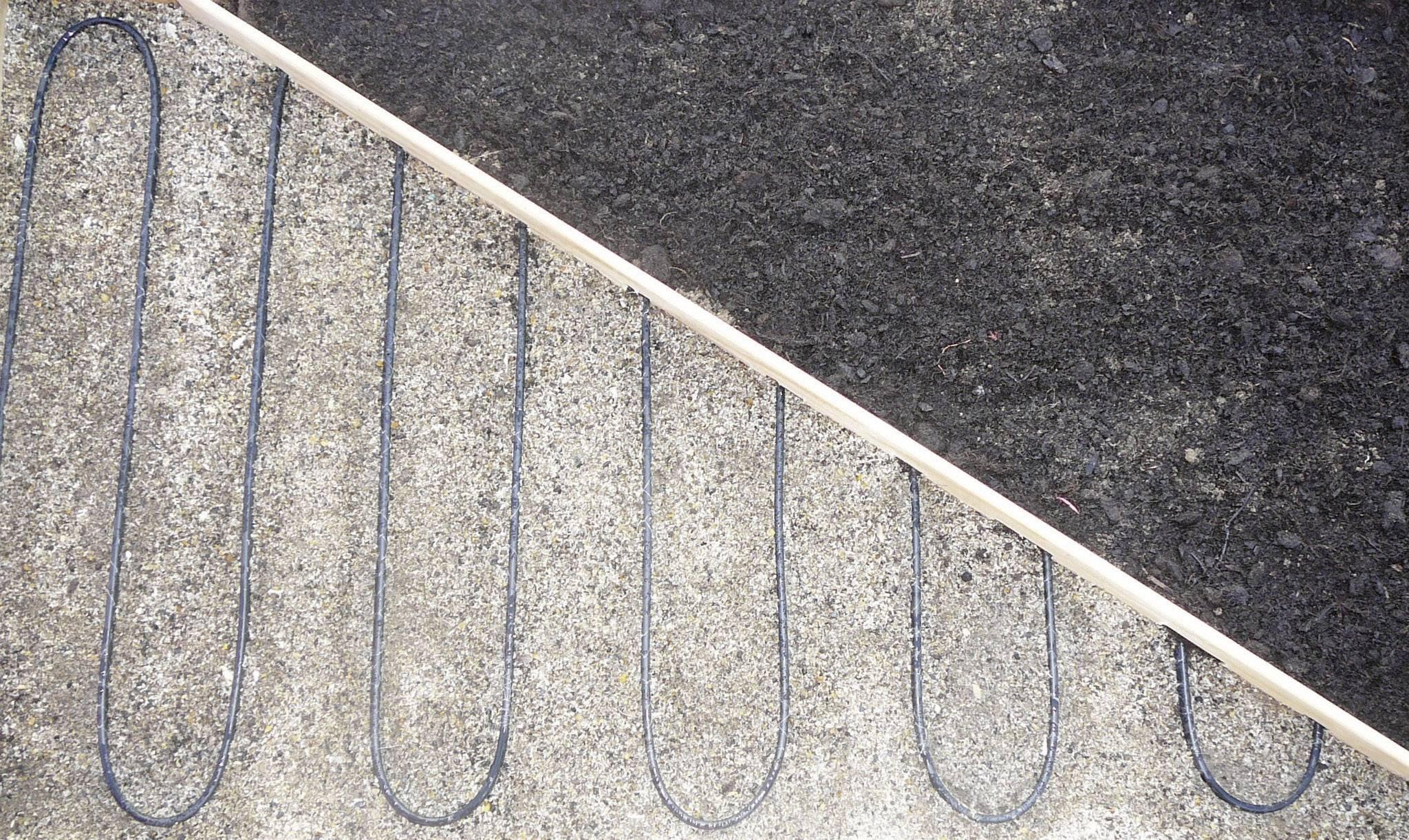 Vykurovací kábel s ochranným termostatem Arnold Rak HK-8,0-F, 120 W, 8 m