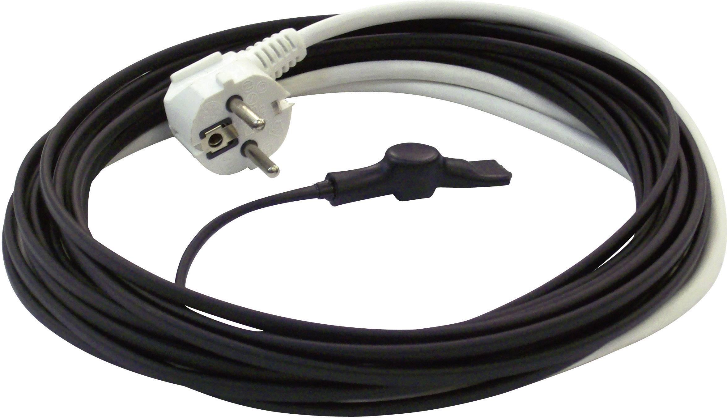 Topný kabel s ochranným termostatem Arnold Rak HK-2,5-F, 37 W, 2.5 m