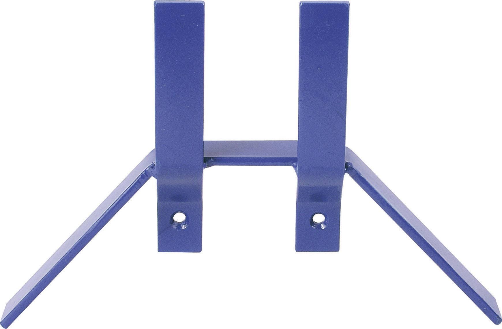 Nástěnný držák pro kabelové bubny Jumbo, 200.030.6, modrá