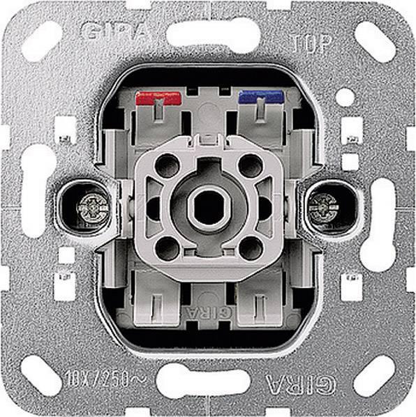 Kontrolný spínač, prepínač GIRA 011600, 10 A
