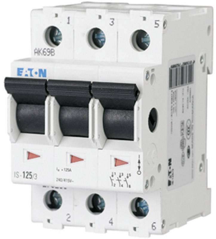 Hlavný spínač sivá 3-pólové 63 A 230 V/AC, 415 V/AC Eaton 276276