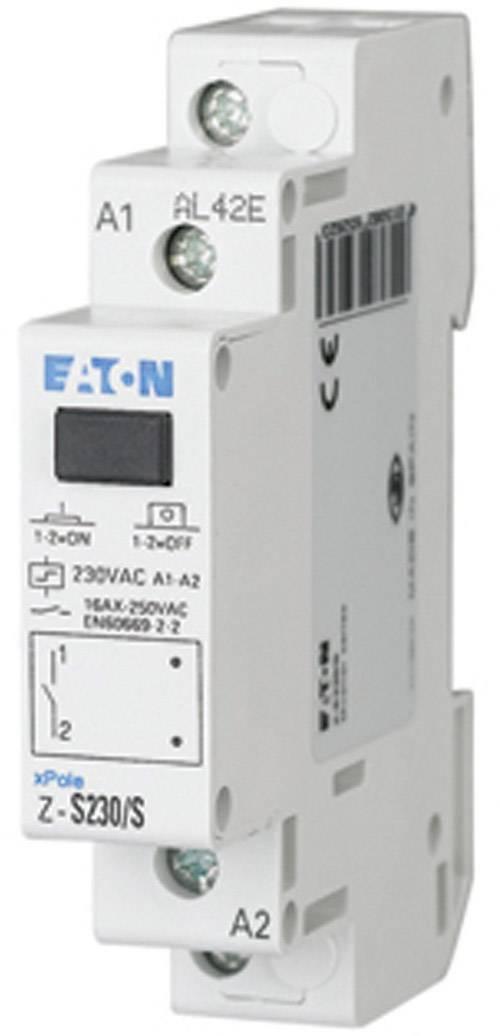 Bistabilné relé 16 A 1 spínací 250 V/AC Eaton 265262