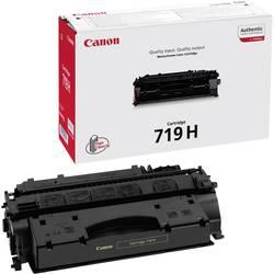 Toner originál Canon 719H černá Maximální rozsah stárnek 6400 Seiten