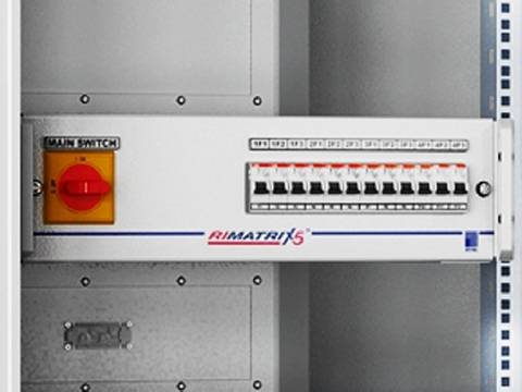 Distribuční modul Rittal PDM 3 HE 7857320