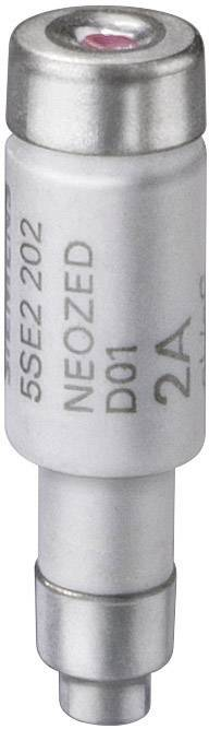 Pojistka Siemens, D01, 2 A, 400 V, neozed, 10 ks, 5SE2302