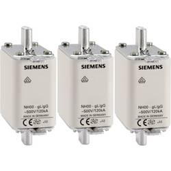 NH poistka Siemens 3NA3820, veľkosť poistky 000, 50 A, 500 V/AC, 250 V/AC