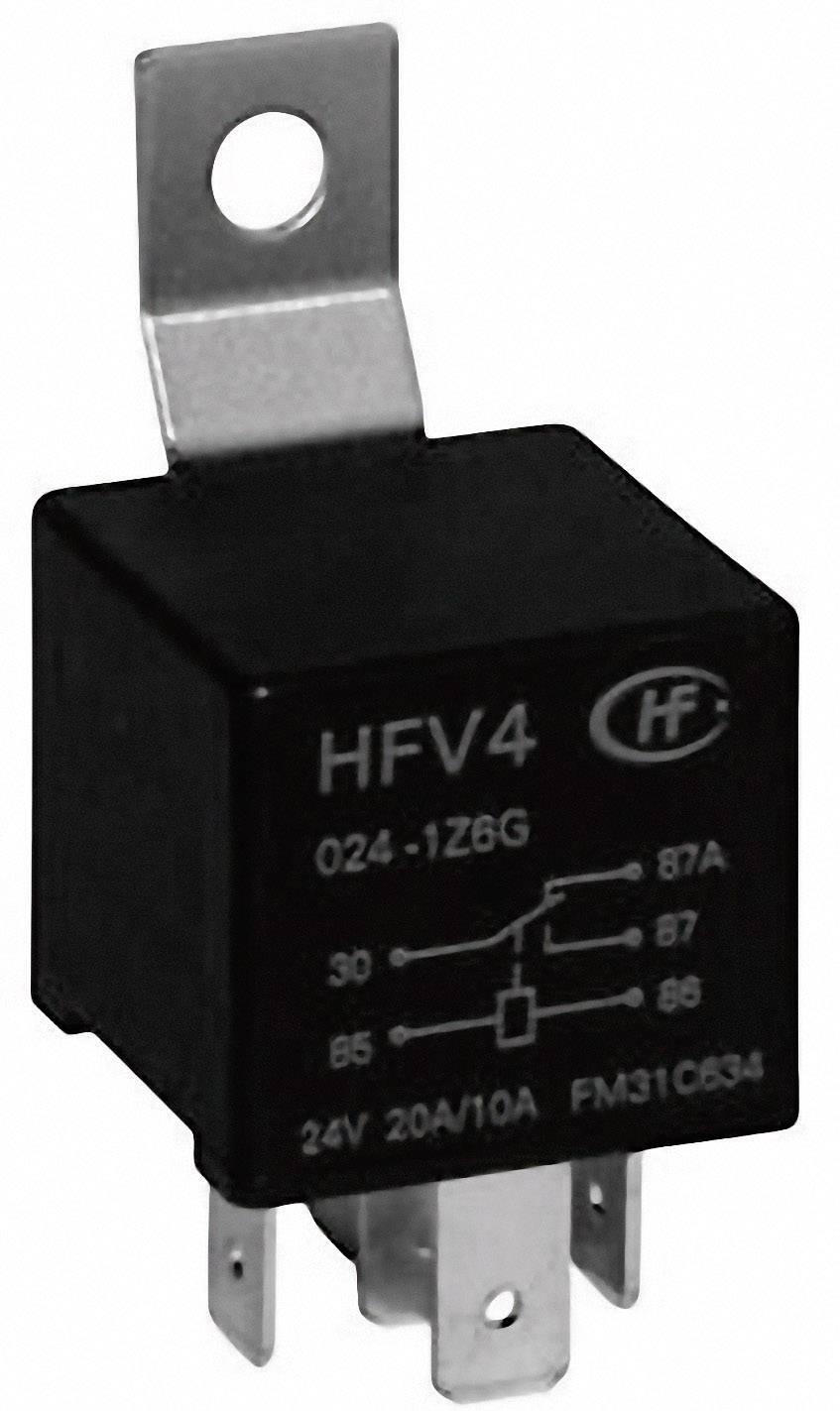 Automobilové relé Hongfa HFV4/024-1Z5SGR