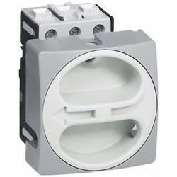 Odpínač odblokovateľný BACO BA174001 BA0174001, 25 A, 1 x 90 °, sivá, 1 ks