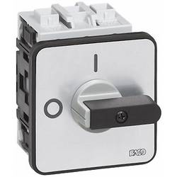Odpínač BACO BA174202 BA0174202, 50 A, 1 x 90 °, sivá, čierna, 1 ks