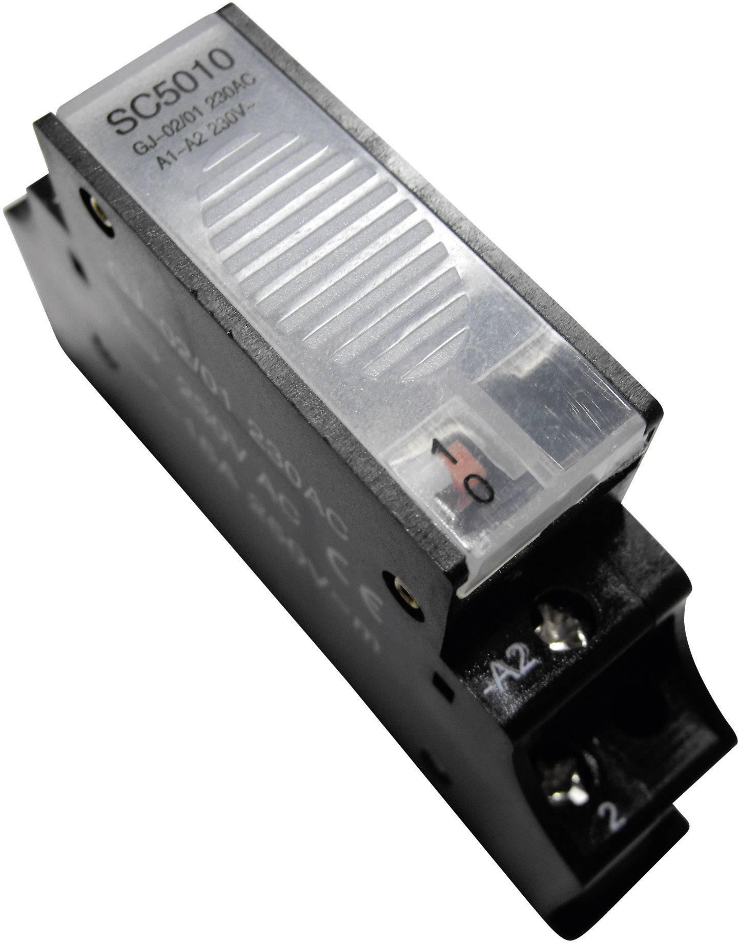 Bistabilné relé 16 A 1 spínací 250 V/AC 630332