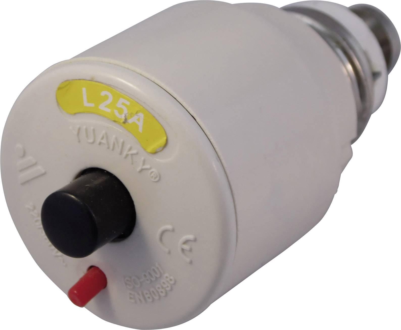 Skrutková poistka SPL-25, 25 A, 230 V/AC, 400 V/AC