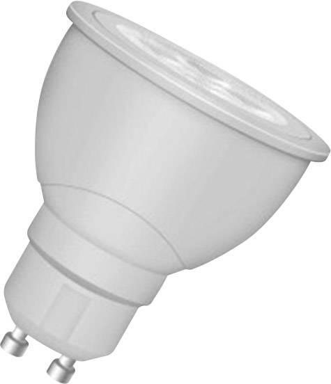LED žiarovka OSRAM 4008321882745 230 V, 6 W = 50 W, neutrálna biela, A+, stmievateľná, 1 ks