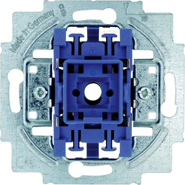 Tlačítkový přepínač Combi pod omítku
