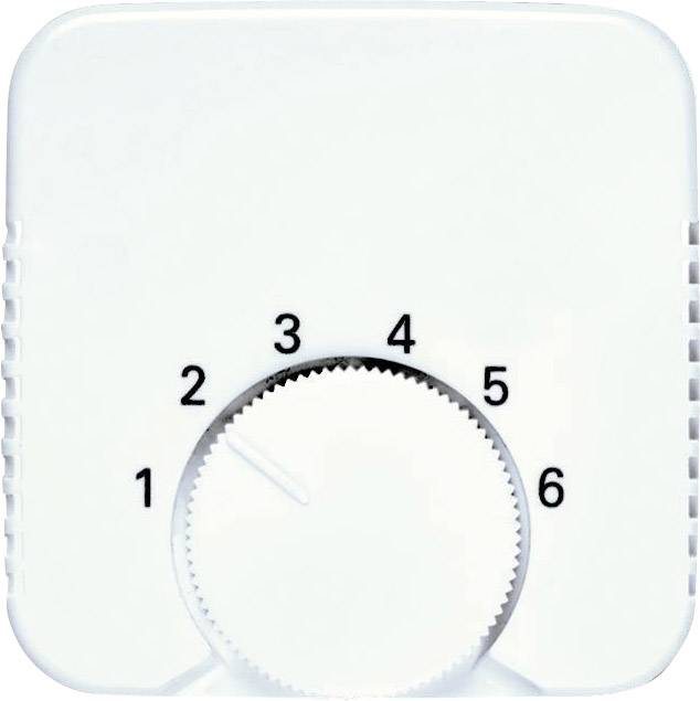 Kryt na termostat Busch-Jaeger 1794-214, alpská biela