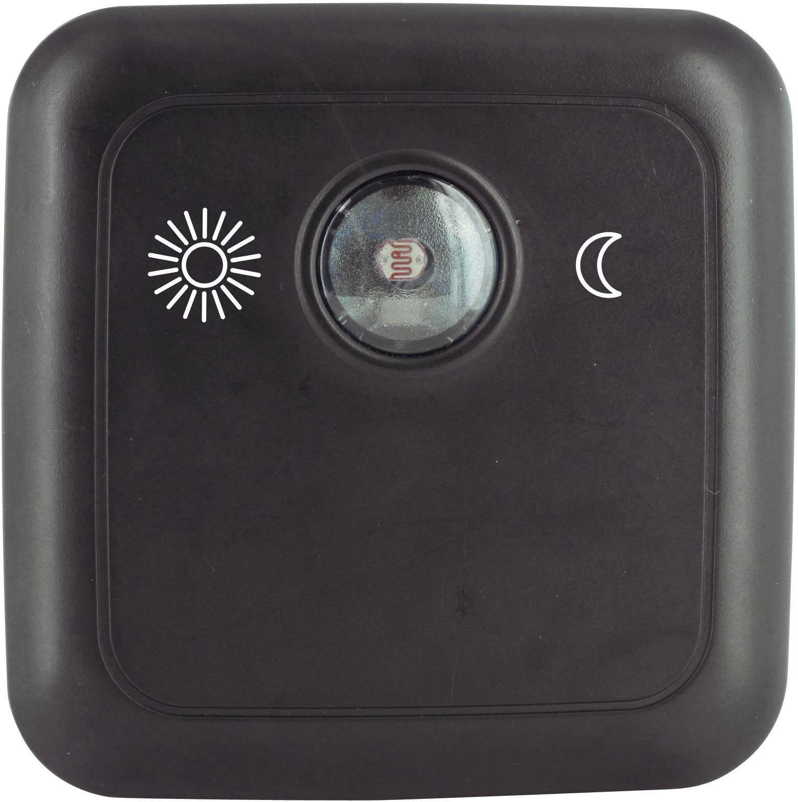 Bezdrátový venkovní soumrakový senzor Home Easy, HE863, 50 m
