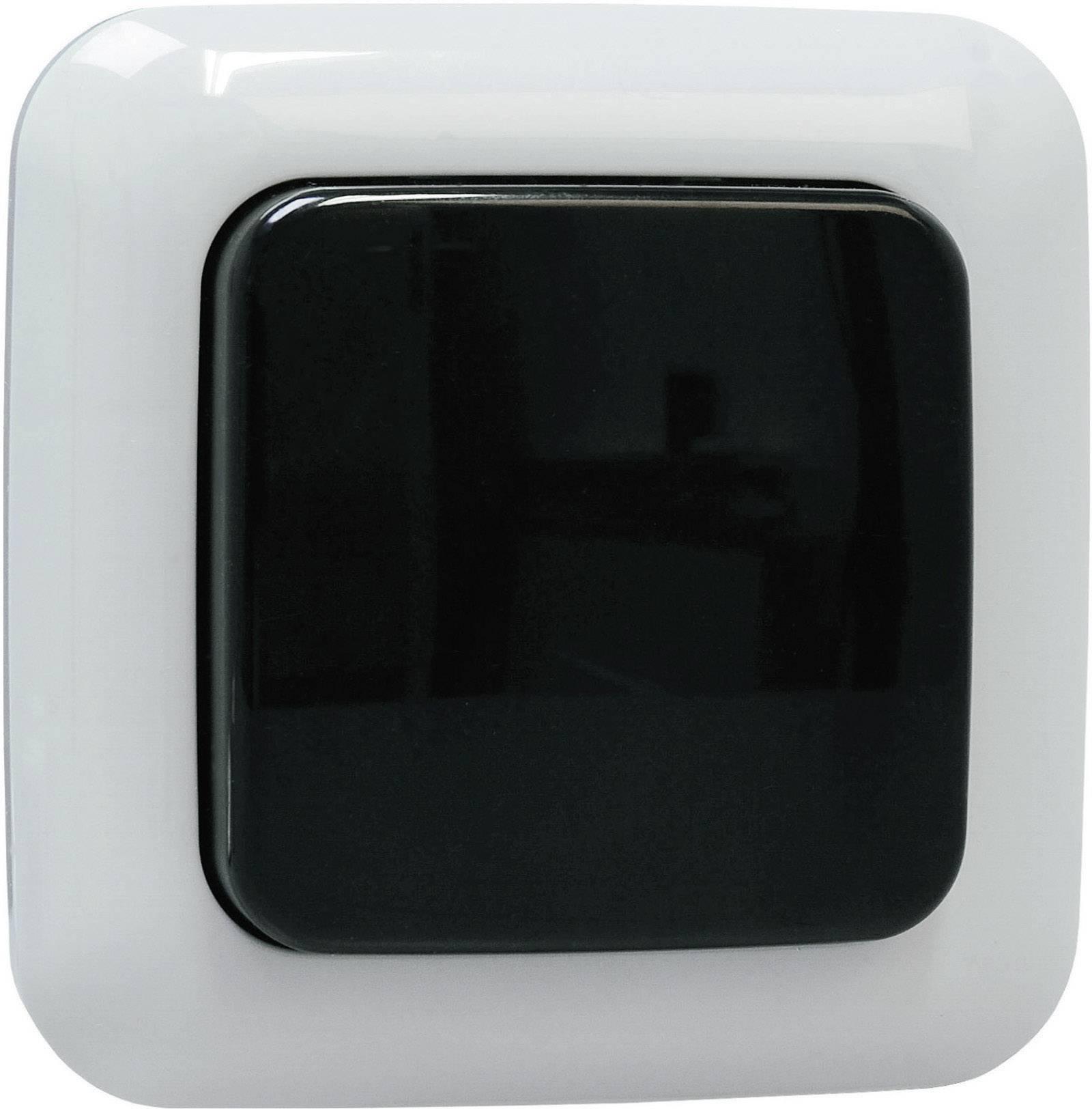 Bezdrôtové nástenné vonkajšie tlačidlo Home Easy HE862