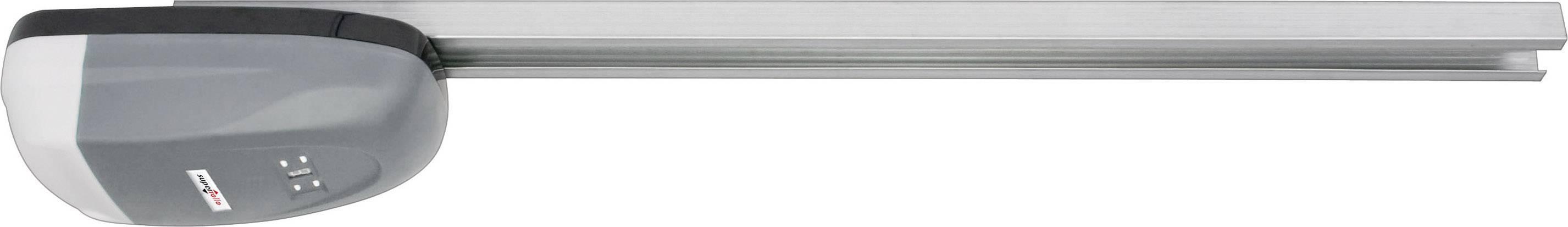 Pohon garážových vrat s dálkovým ovladačem Superrollo Professional TA50, max. 50 kg, šedá