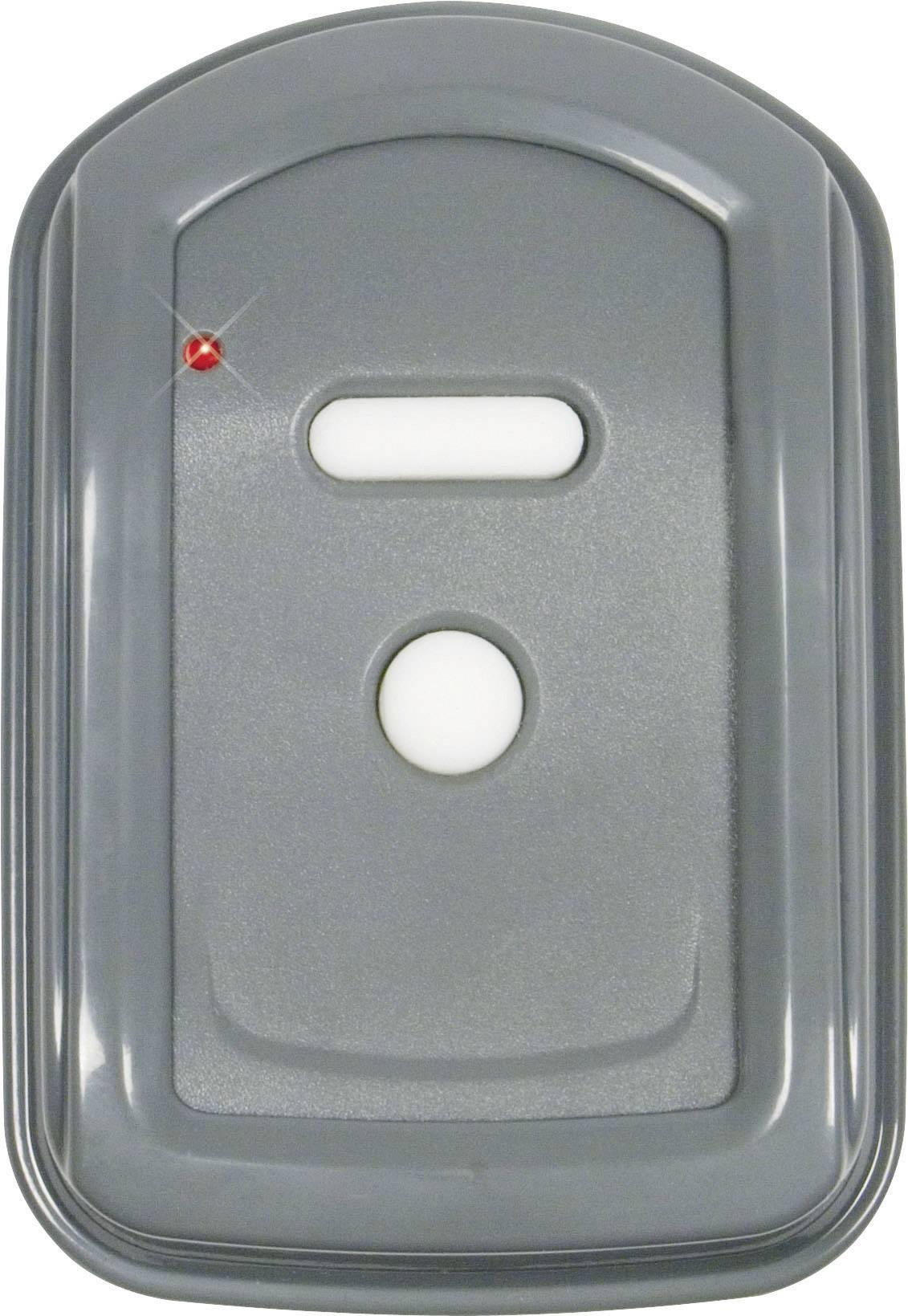 Diaľkové ovládanie s nástenným držiakom pre garážové vráta Superrollo Professional TA50 SR40081