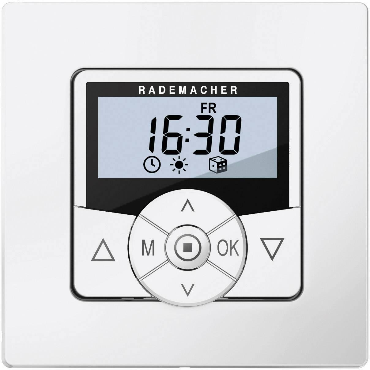 Ovládanie roliet s LCD WR Rademacher Troll Comfort 36500012
