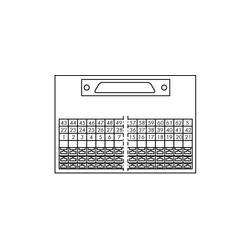 Propojovací modul WAGO Množství: 1 ks