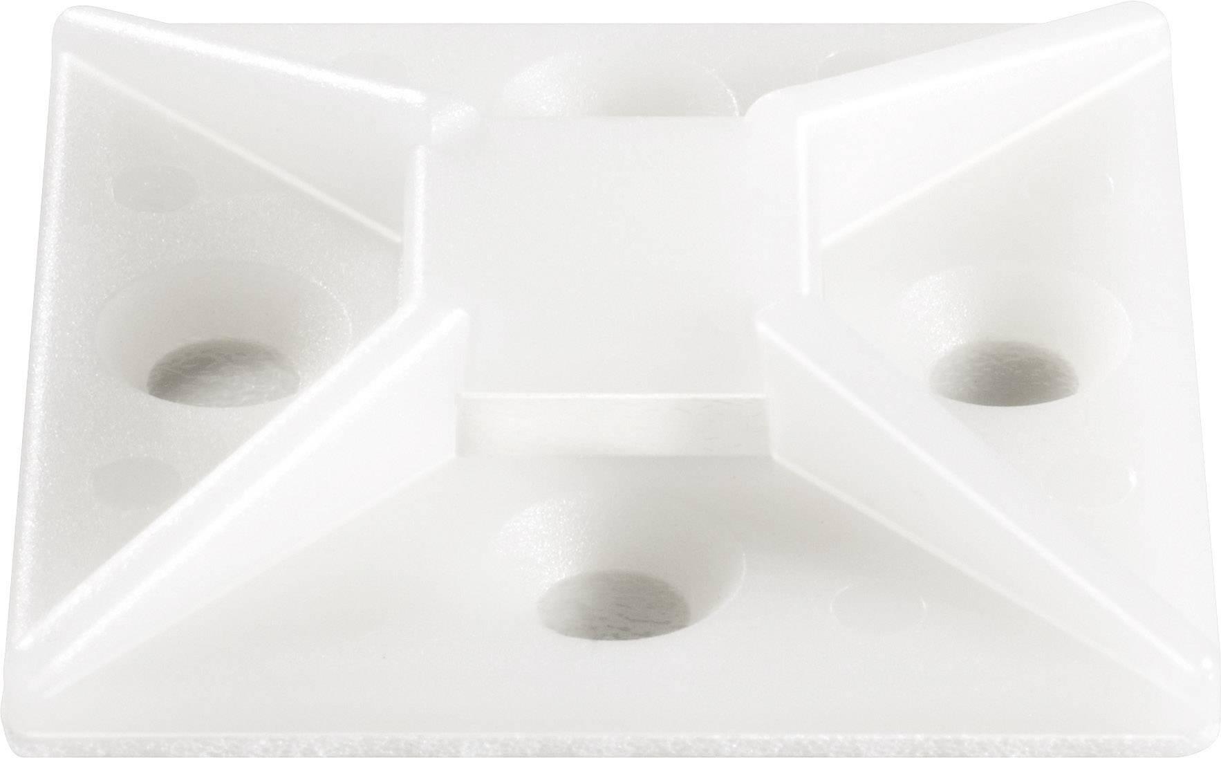 Úchytka KSS HC3838 644660, 13.40 mm (max), priehľadná, 1 ks